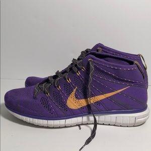 Nike Flyknit Chukka Athletic Shoes Mens 11.5